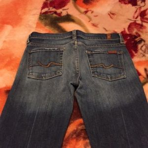 New Seven for all mankind jeans size 26